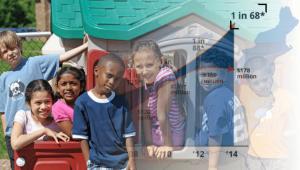 Autismo infantil, uno en 45 en NJ y la media general de uno en 68 en los EE. UU.