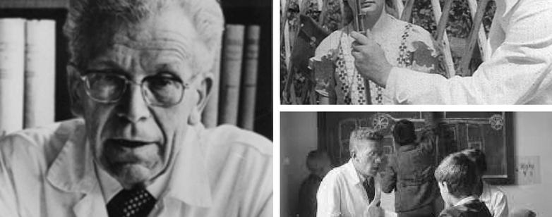 Asperger: imagem de Hans Asperger