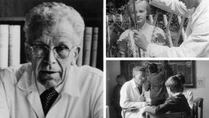 Síndrome de Asperger: imagem de Hans Asperger no seu trabalho diário