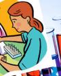 Espectro autista: disenho de criança e amostras de sangue