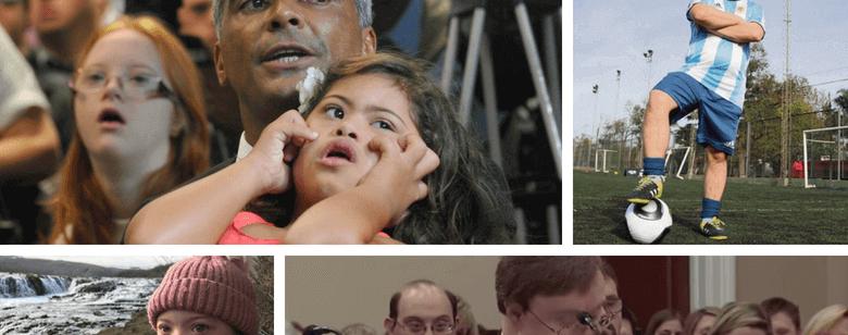 Síndromede Down: Imagen de Romario com a sua filha com síndrome de Down