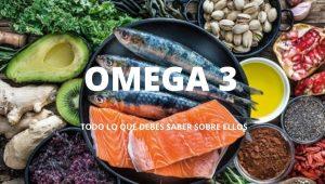 Para qué sirve el omega 3